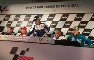 Moto-GP, Paddok e Chuva no Autódromo do Estoril