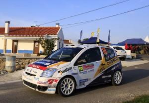 Automobilismo- Paulo Neto/Daniel Amaral finalizam rali do Algarve