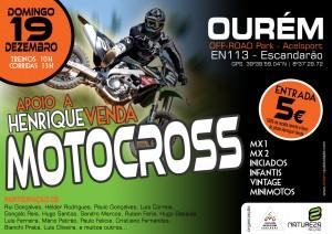 Motocross- Solidariedade e Apoio ao Piloto Henrique Venda