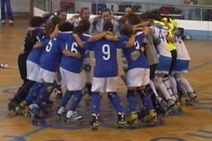 """Hóquei em patins-Taça de Portugal Feminina; """"Os Lobinhos"""" em casa, Nafarros em Turquel"""