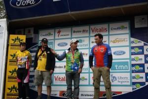 Taça de Portugal de Cross Country (XCO) – TMN Marietel;Colarense com espectacular subida ao pódio