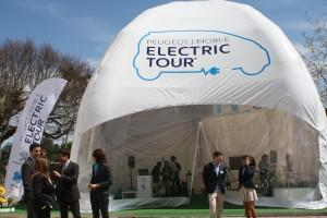 "Sintra recebe ""Electric Tour"""