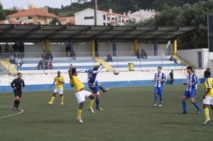 Futebol- Juniores da AFL; Sintrense vence Atlético da Malveira