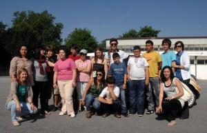 Armindo Araújo visitou a Escola S. Rosendo de Santo Tirso