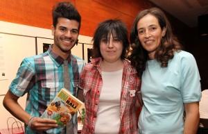 """Elisabete Jacinto na Feira do Livro em Lisboa para autografar o livro """"Irina no Master Rali"""""""