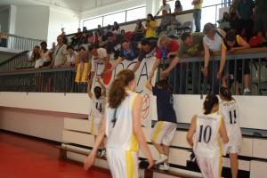 """Basquetebol- """"Final a 5″ da 1.ª Divisão Nacional Feminina começa no Montijo com a equipa da Escola Maria Alberta Menéres"""
