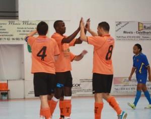 Futsal- MTBA fecha época com vitória (7-2) sobre Manjoeira