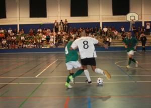 Futsal- Serpa Pinto empata na 2.ª Divisão da AFL e sagra-se vice-campeão distrital