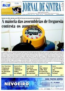 Capa da edição de 13-05-2011