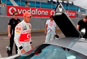 F1-Vodafone trouxe o piloto Lewis Hamilton a Portugal