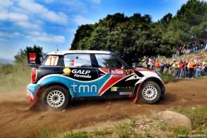 Automobilismo-Armindo Araújo confiante para o Rali da Grécia