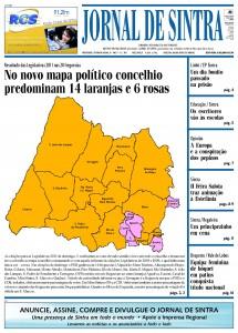 Capa da edição de 10-06-2011