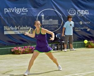 Ténis-III Cantanhede Ladies Open;Magali De Lattre conquista título