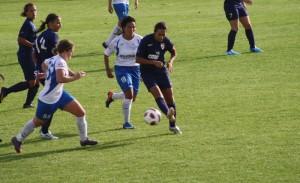 Futebol feminino- União 1.º de Dezembro empata (1-1) na ronda de abertura do Grupo-2 da UEFA Women's Champions League