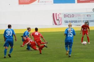 Futebol feminino- 1.º de Dezembro empata (0-0) com MTK e fica de fora da fase seguinte da Liga dos Campeões