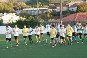 Futebol- Divisão de Honra da AFL; Lourel-Encarnação e Olivais