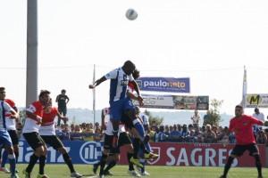 Futebol- Taça de Portugal: Pêro Pinheiro afastado pelo F.C. Porto com goleada (0-8) no campo Pardal Monteiro