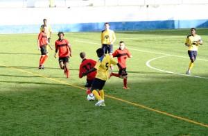 Futebol- Juniores da AFL: Sintrense bate (1-0) Futebol Benfica na Divisão de Honra