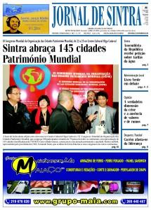 Capa da edição de 25-11-2011