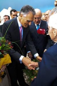 Presidente da República, Cavaco Silva em visita ao concelho de Sintra