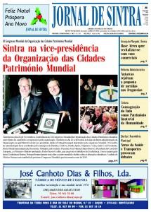 Capa da edição de 02-12-2011