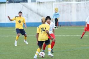 Futebol- Juniores da AFL: Sintrense empata (1-1) com Porto Salvo (Div. Honra)