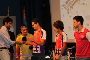 Troféu Sintra BTT 2012 premiou os melhores na Casa da Juventude-Tapada das Mercês