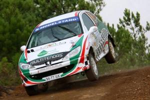 Automobilismo – Gil Antunes em destaque no Rallye Oliveira do Hospital