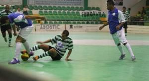 Futsal-Vila Verde vence Portela (5-1) e mantém liderança da Série B