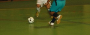 Futsal- Serpa Pinto vs Santa Susana e Pobral na III eliminatória da Taça AFL em Futsal