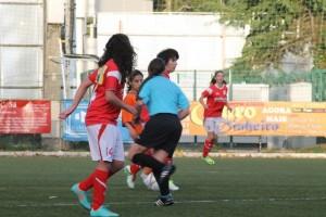 Futebol feminino- 1.º Dezembro (sub 18) vence (4-0) Bobadelense e sobe ao 2.º lugar da Série D