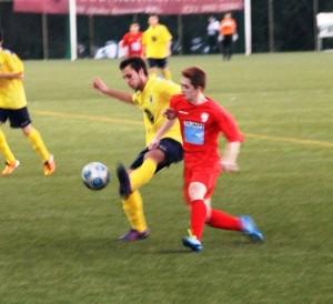 Futebol- Sintrense goleia (0-5) 1.º Dezembro em Juniores-A da AFL
