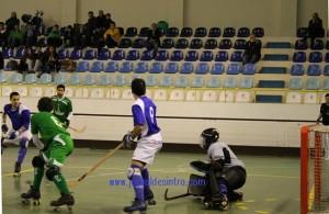 Hóquei em patins- HC Sintra vence (5-3) Mealhada e Nafarros perde (6-1) em Sines