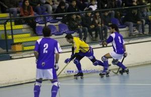 HC Sintra vence em Nafarros (1-5) no nacional da 2.ª Divisão-Zona Sul