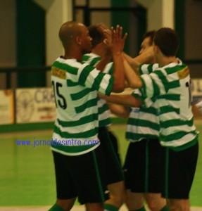 """Futsal- Vila Verde vence (4-6) em cada do líder da 2.ª Divisão Nacional,""""Os Belenenses"""""""