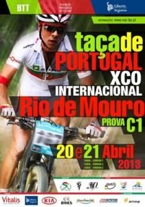 BTT- Rio de Mouro recebe etapa da Taça de Portugal em XCO