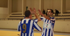 Futsal- JOMA promove 1.ª Maratona nos dias 8 e 9