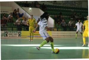 Futsal- Vila Verde empata (3-3) com AMSAC no jogo de apresentação do plantel de seniores