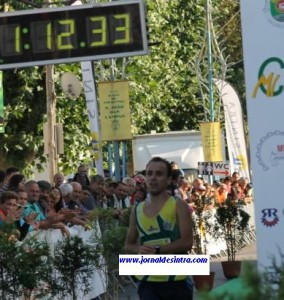 Atletismo- 37.ª Meia Maratona de S. João das Lampas com novo record de atletas a cortar a meta