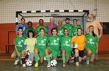 Futsal feminino-Novos Talentos apresenta plantel com Estrelas do Feijó