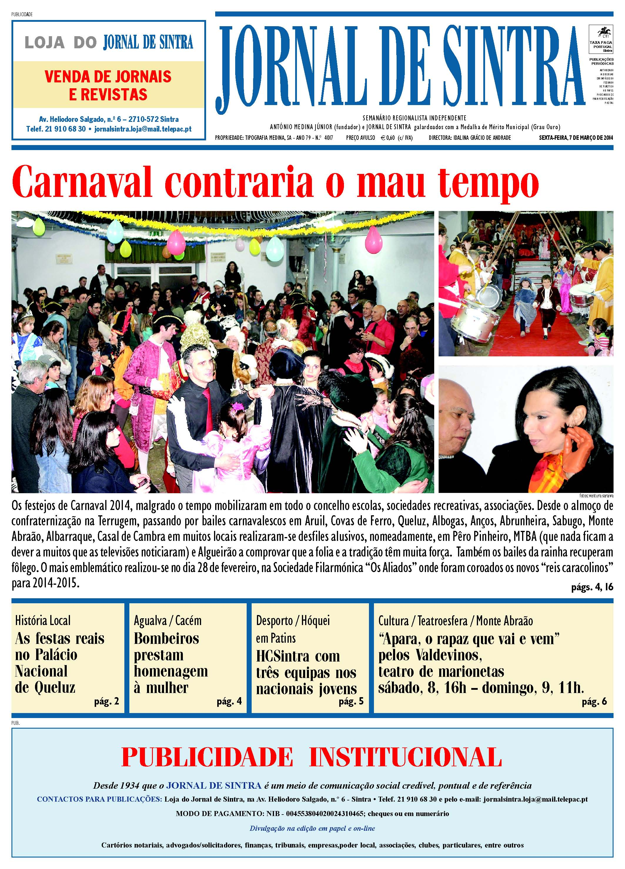 Capa 7-3-2014