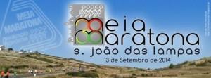 Atletismo- 38.ª Meia Maratona de São João das Lampas no dia 13 de Setembro às 17h00