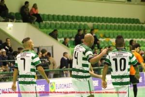 Futsal- 2.ª Divisão Nacional (Série D):Vila Verde lidera sem derrotas