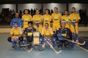 Hóquei em patins- Nafarros regressa às vitórias frente ao SC Tomar