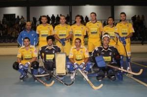 Hóquei- Nafarros vence BIR (5-2) e regressa às vitórias na 2.ª Divisão nacional-Zona Sul