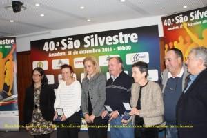 40.ª São Silvestre da Amadora quer bater novo recorde de participantes