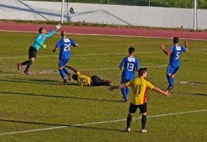 "Campeonato Distrital ""Pró-nacional"" da AFL: Real, 4-Santa Iria,1"