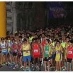 Imagem de 2014. Na edição deste ano espera-se a presença de um milhar de participantes entre a corrida e a caminhada