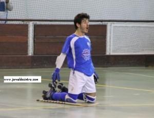 Bernardo Maria melhor marcador do nacional de sub 20