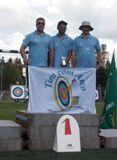 Equipa do CCD Sintrense é recordista nacional de Tiro Com Arco Recurvo
